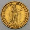 """Goldmünze """"10 Korona/Kronen"""" (Ungarn-Österreich)"""