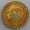 """Goldmünze """"10 Mark Johann"""" (Sachsen)"""