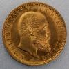 "Goldmünze ""10 Mark König Wilhelm II."" (Württmbg.)"