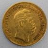 """Goldmünze """"10 Mark Ludwig III"""" (Hessen)"""