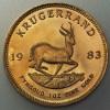 "Goldmünze 1oz ""Krügerrand 1983"""