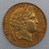 """Goldmünze """"20 Francs/Ceres"""" (Frankreich)"""