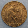 "Goldmünze ""20 Francs/Marianne-Coq"" (Frankreich)"