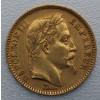 "Goldmünze ""20 Francs/Napoleon III."" (Frankreich)"