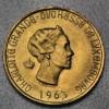 "Goldmünze ""20 Francs Charlotte 1963"" (Luxemburg)"
