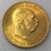 """Goldmünze """"20 Kronen/Nachpr.1915"""" (Österreich)"""