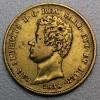 "Goldmünze ""20 Lire/Karl Albert-Sardinien"" (Ital.)"