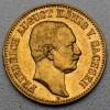 """Goldmünze """"20 Mark Friedrich August"""" (Sachsen)"""