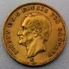 """Goldmünze """"20 Mark Johann"""" (Sachsen)"""