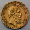 "Goldmünze ""20 Mark Karl"" (Württemberg)"