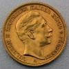 "Goldmünze ""20 Mark Wilhelm II."" (Preußen)"
