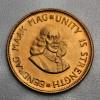 "Goldmünze ""2 Rand"" (Südafrika)"