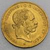 """Goldmünze """"4 Florin/10 Gulden"""" (Österreich)"""