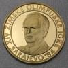 """Goldmünze """"5000 Dinar - 1983"""" (Jugoslawien)"""