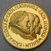 """Goldmünze """"500 Schilling-1993 Rudolf II"""""""