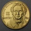 """Goldmünze """"500 Schilling-1997 Franz Schubert"""""""