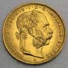"""Goldmünze """"8 Florin/20 Gulden-Nachpr.1892"""""""