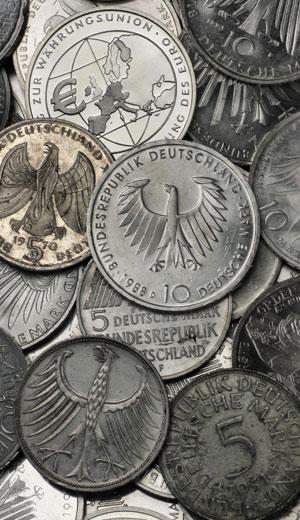 Silbermünzen Ankauf Münzsilber Verkaufen