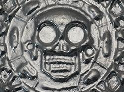 Plata Muerta, der 3D Barren in Silber von YPS gegossen