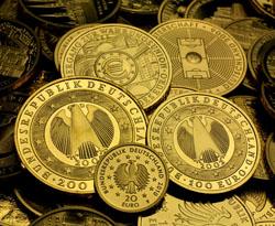Deutsche Goldmünzen