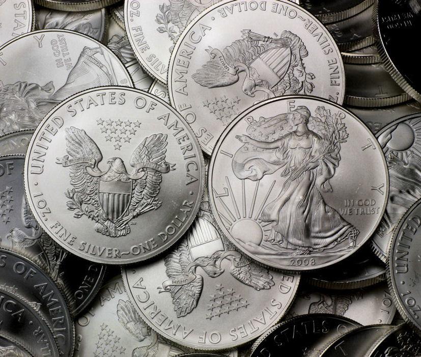 Junk Silber Münzen