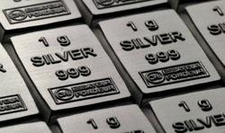 Silberbarrentafel