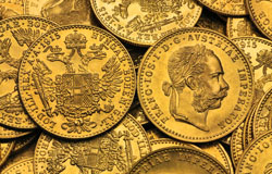 Dukaten Goldmünzen